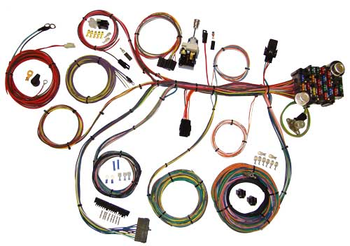 doc s custom wire harnesses doc s garage rh docs garage com custom car wiring harness uk custom car stereo wiring harness