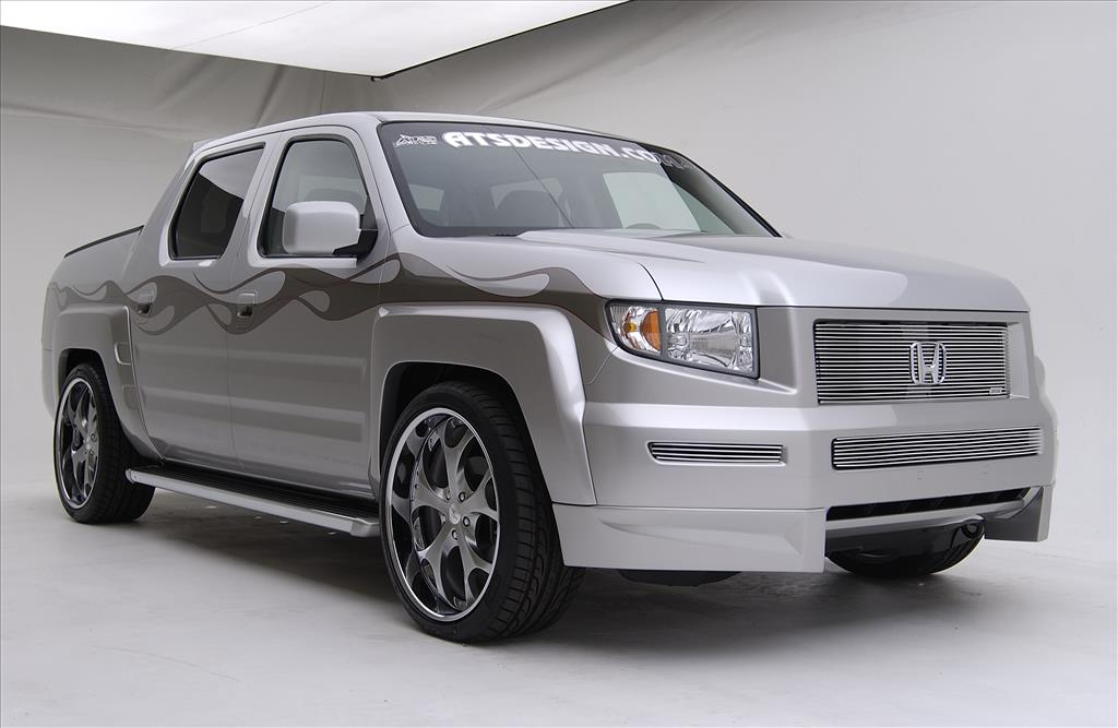 honda ridgeline sema build doc 39 s garage