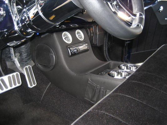 Chevy center console doc s garage